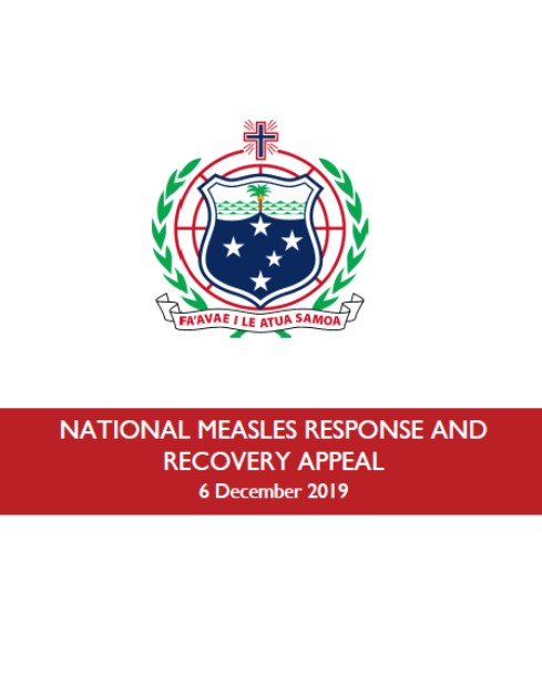 Measles Appeal Document