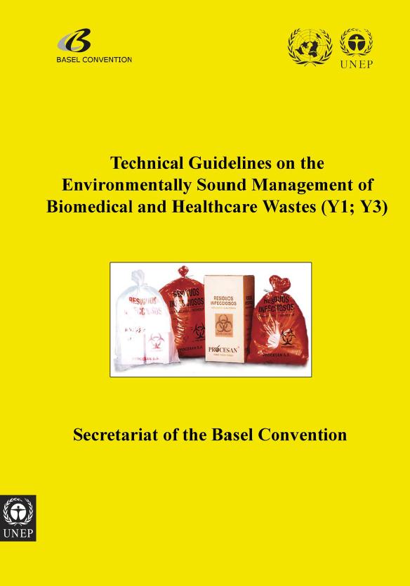 Biomed Waster Guideline