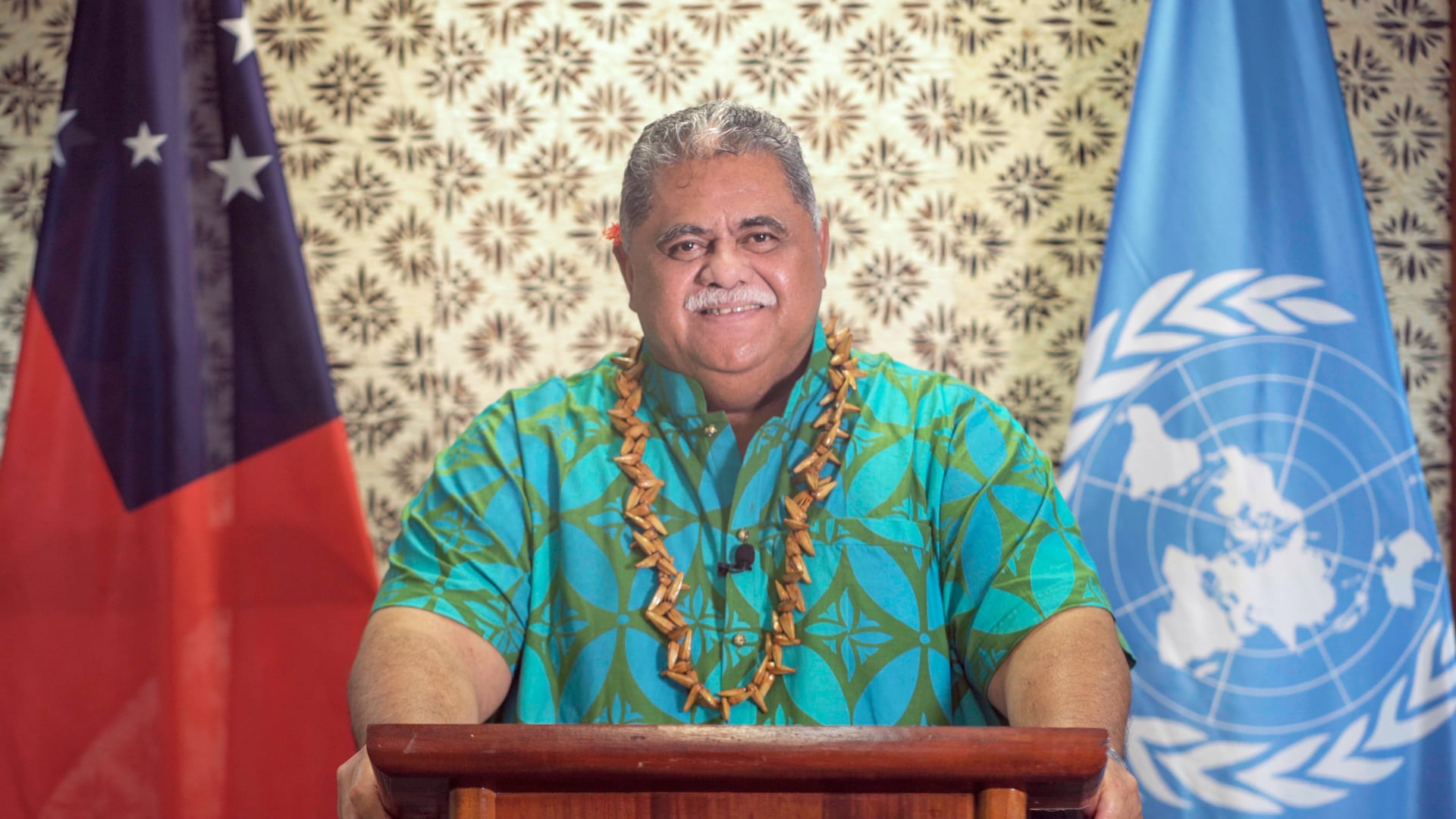 Hon. Minister of Agriculture and Fisheries address UN Food Systems Summit 2021