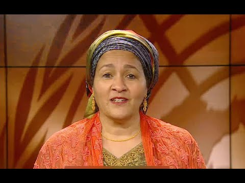 UN Deputy Secretary General Amina J Mohammed special message on the 16 Days of Healing Campaign